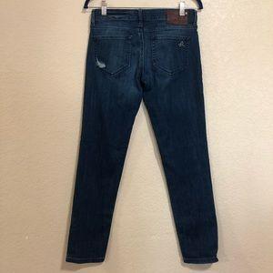 DL1961 Jeans - DL1961 Size 25 Riley Nassau Boyfriend Jeans